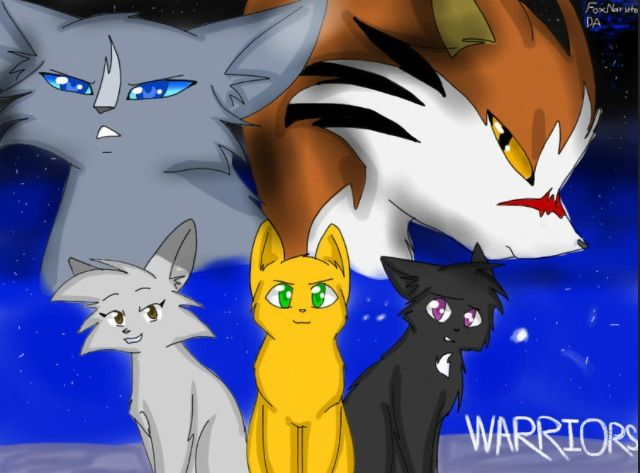 Warrior Cats Sss Episode