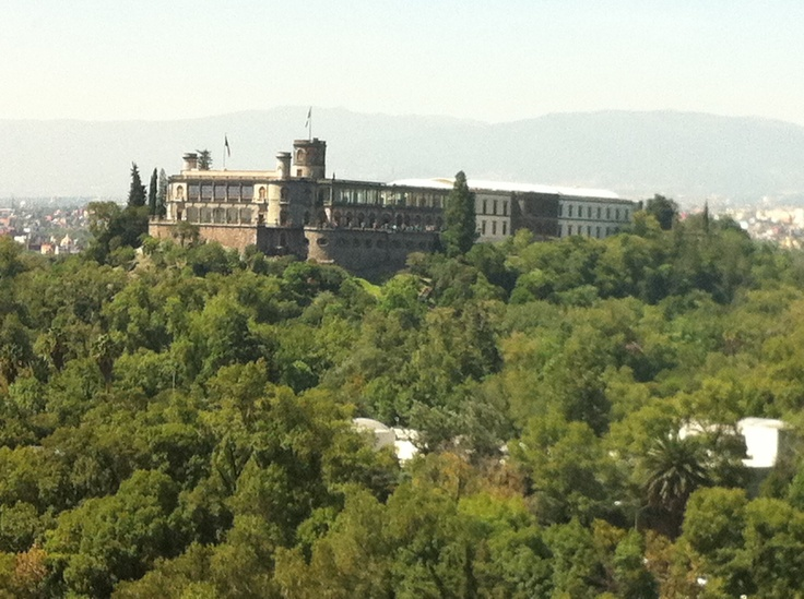 Chapultepec Castle.... Mexico City