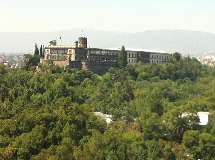 Chapultepec Castle.... Mexico City