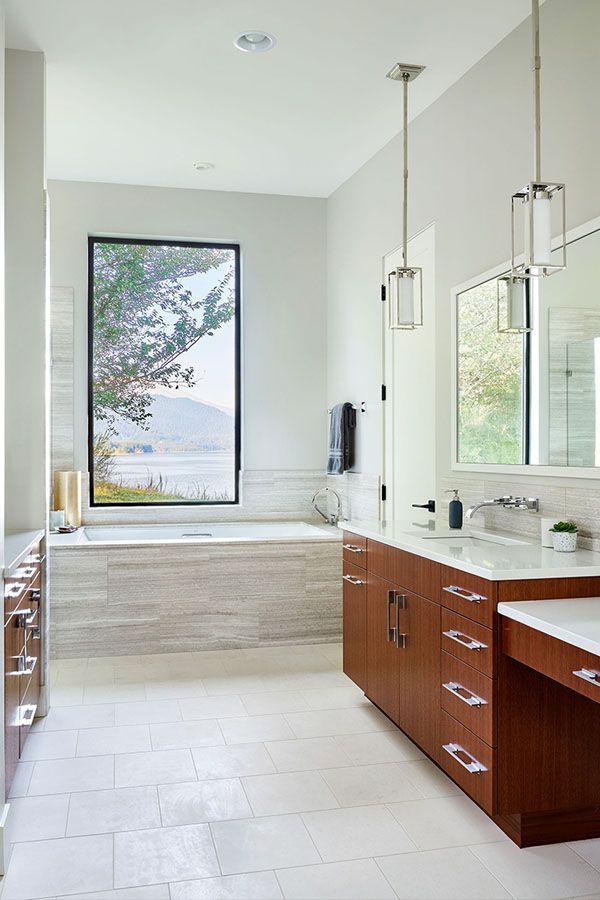 تصاميم حمامات بسيطة حمامات عصرية تصاميم حمامات مودرن حمامات صغيرة حمامات داخل غرف النوم ديكور Modern Bathroom Decor Modern Style Bathroom Bathroom Design Decor