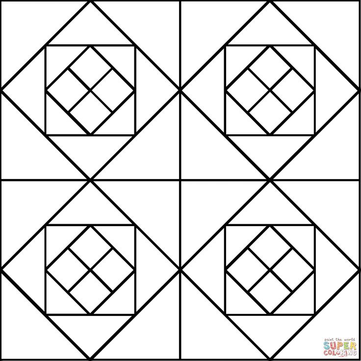 21 best PRESCHOOL - Squares images on Pinterest | Kindergarten ...