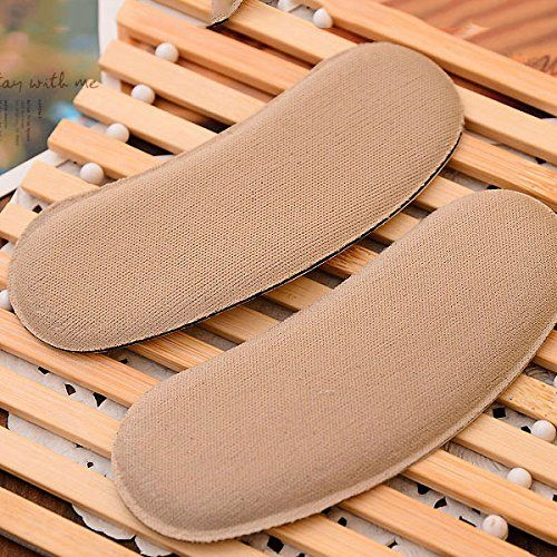 ZGY 10 Pair Self Adhesive Strong Sticky Fabric Shoe Back Heel Inserts Insoles Protector Pads Cushion Grips ZGY http://www.amazon.com/dp/B00OURIO5W/ref=cm_sw_r_pi_dp_XfJHub1D52B57