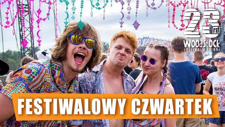 Festiwalowy czwartek