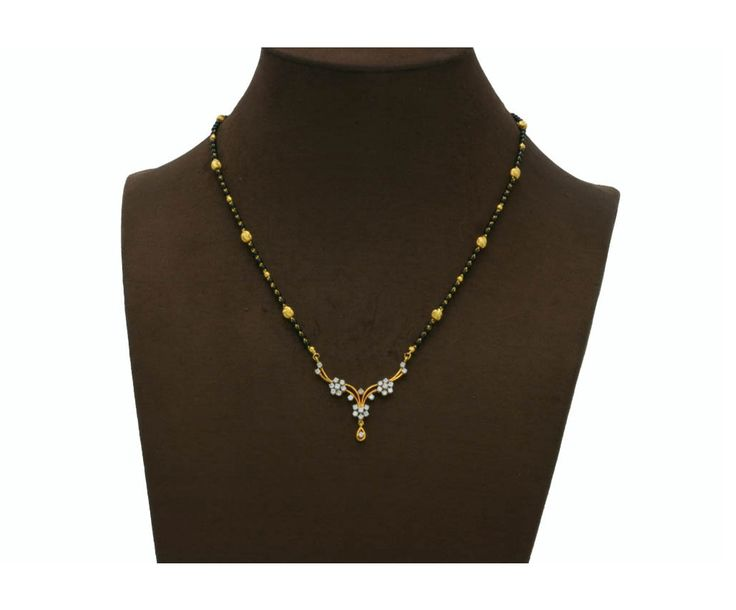 Mangalsutra : P657  Retail Price : Rs.27500.00