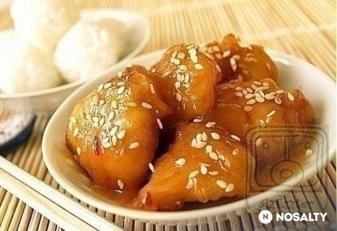 Kínai szezámmagos csirke 2.