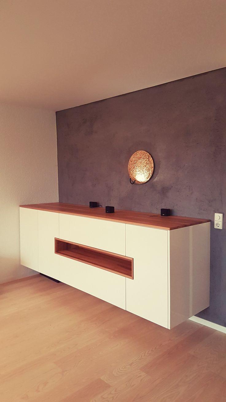 Wohnwand weiß hochglanz hängend  Die besten 25+ Wohnwand weiß hochglanz Ideen auf Pinterest | Tv ...