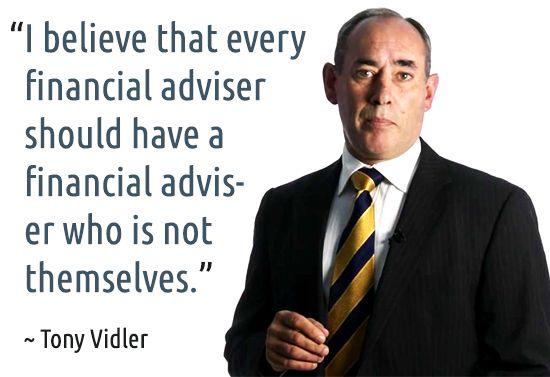 ~  Tony Vidler #quotes #insurance