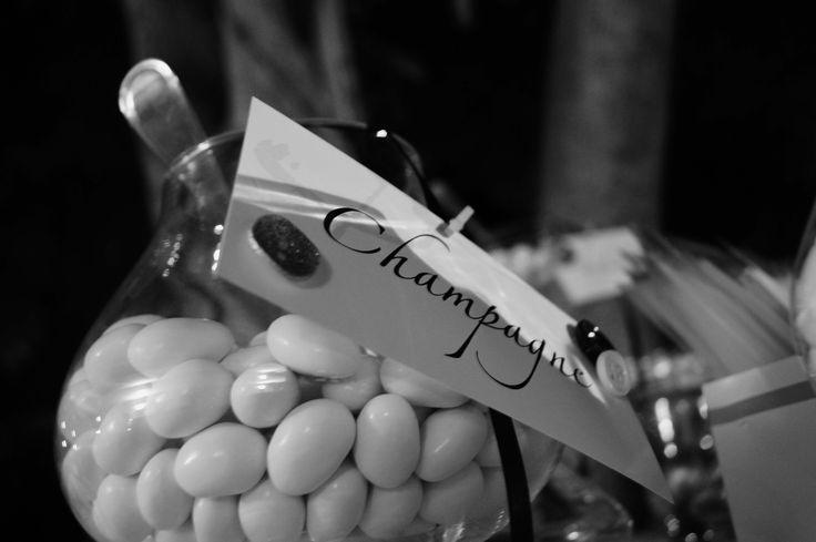 #confettata #bottoni #black&white