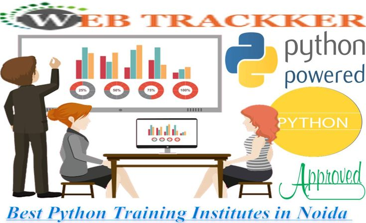 Best Python Training Institute In Noida - with 100% placement support - Fee is 15000 Rs- Webtrackker is the best Python Training Institute In Noida, Best Python Coaching In Noida sector 63, 53, 18, 15, 16, 2, 64 providing the live project based Python industrial training.