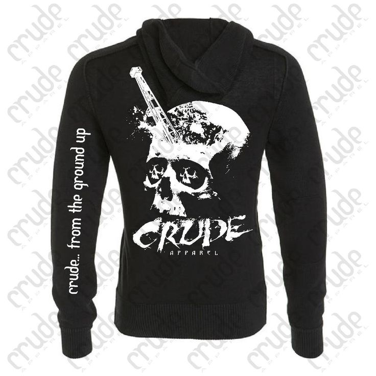 Crude Apparel Hardcore Oilfield Gear