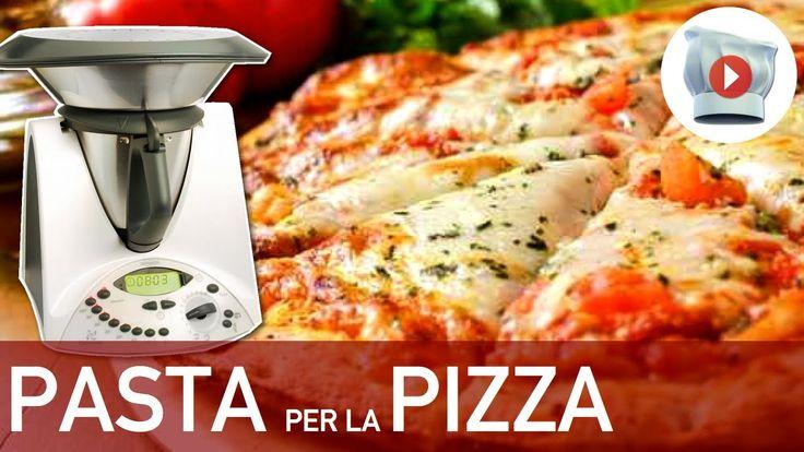 Pasta per la Pizza Bimby