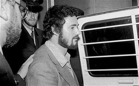 Peter Sutcliffe: Yorkshire Ripper Peter Sutcliffe to die in prison after losing appeal against whole life tariff - This Day in Hsitory: Jan 2, 1981: The Yorkshire Ripper, Peter Sutcliffe, is apprehended