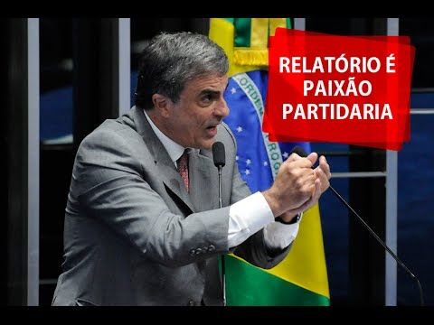 PRONÚNCIA DO IMPEACHMENT - José Eduardo Cardozo