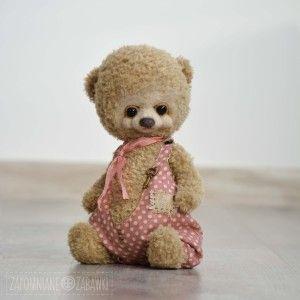 miś na szydełku / crochet bear