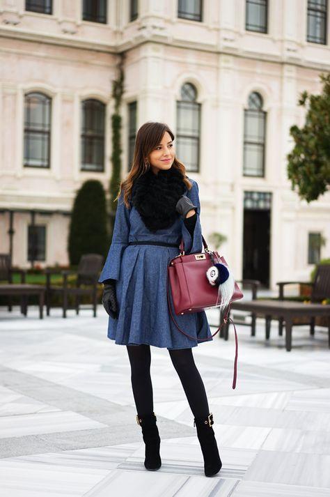 Muitas mulheres ficam na dúvida se podem usar seus vestidos e saias longas no Inverno e a resposta é sim! Para aproveitar seus vestidos leves e saias e esquentar o look você pode usar meia-calça ou botas de cano longo, além dos casacos e jaquetas por cima da peça! Com meia-calça você pode usar botas …