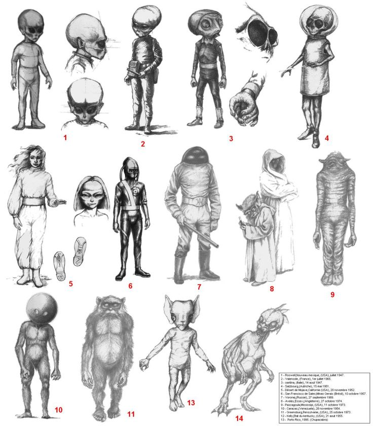 Leaked CIA images of known Aliens on Earth and in cooperation with the Black Shadow Government and Secret Space Programs.