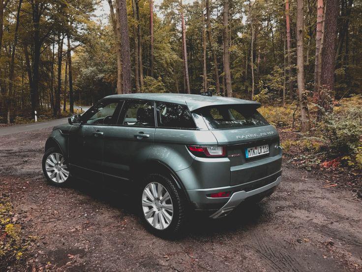 Kultiviert und kompakt: Wir durften den Range Rover Evoque 2.0 TD4 testen (Produkttest)