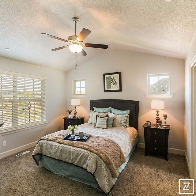 Portland Ultimate New Home Showcase - Legend Homes Bedroom.jpg
