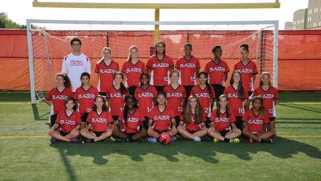 2014-2015 Montgomery Blair High School JV Girls Soccer ...