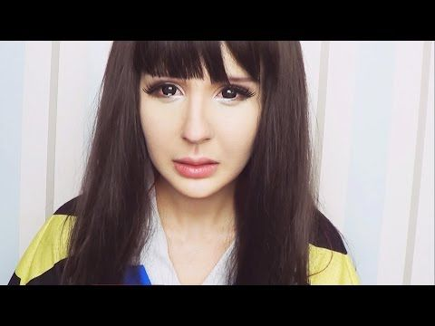 Park Bom makeup tutorial by Anastasiya Shpagina - YouTube