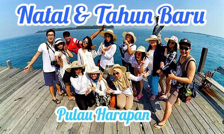 Liburan Natal dan Tahun Baru 2018 di Pulau Harapan, Kepulauan Seribu Utara #pulauharapan #pulauseribu #indonesia #wisata #liburan #travelling