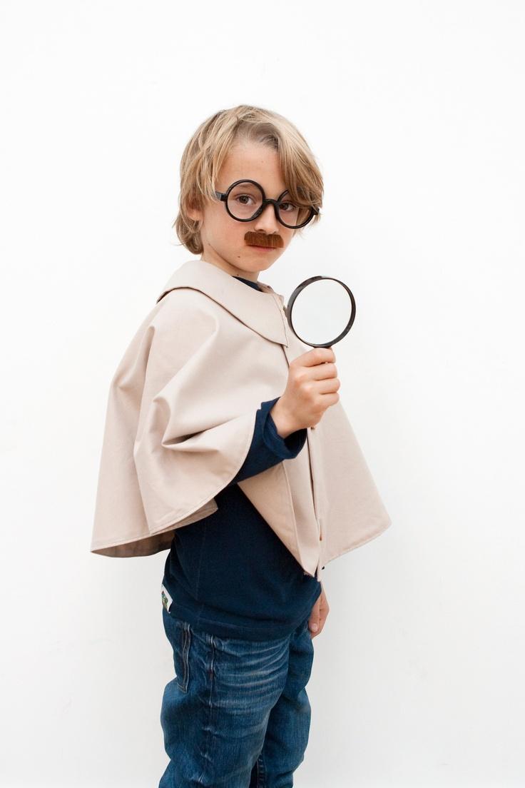 1000 Images About Pine Cove Theme Nights On Pinterest  sc 1 st  Meningrey & Detective Costume Kids - Meningrey