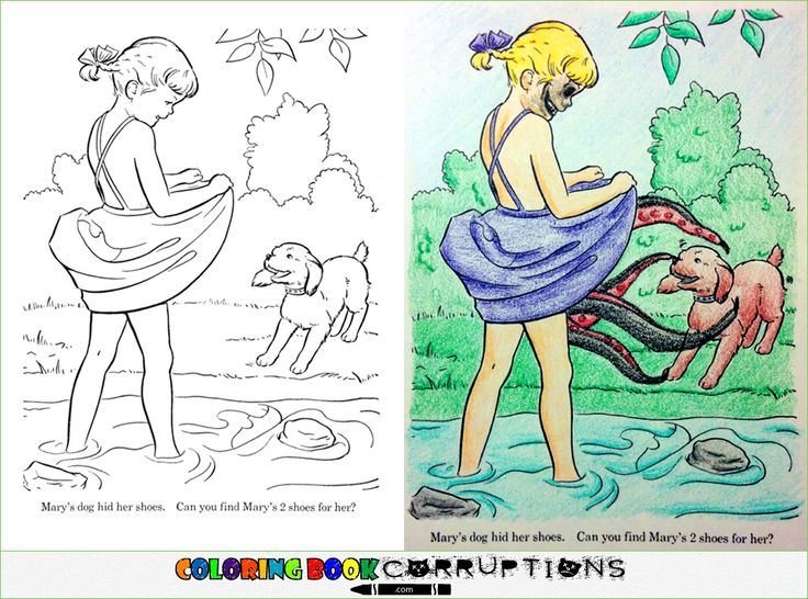 13 best Corrupted Coloring Books images on Pinterest