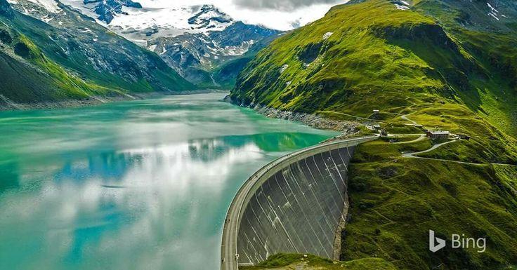 Mooser Dam, Austria
