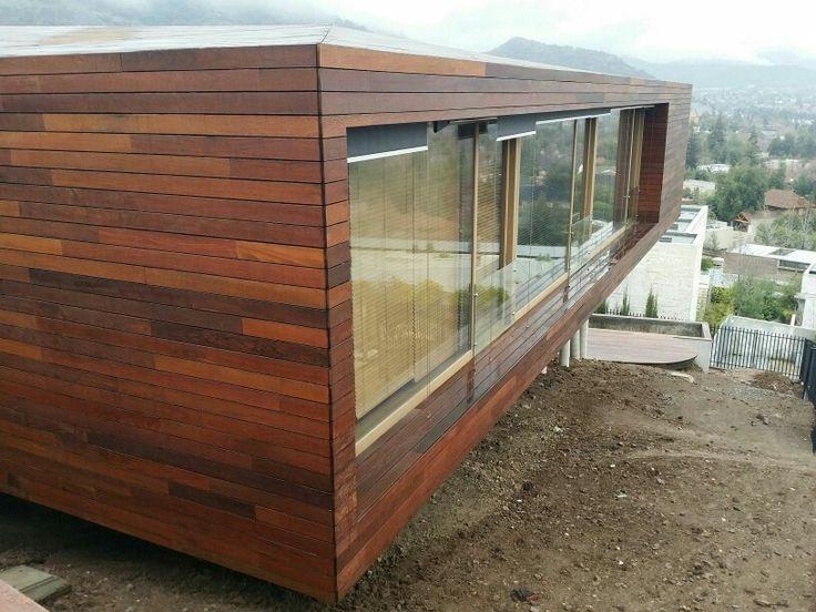 CUTEK applied to IPE...Award winning home in Santiago Chile by Cazu Zegers.