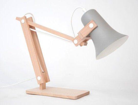 Back To School Desk Lamp Roundup: Trumpet Desk Lamp, Studio Moss