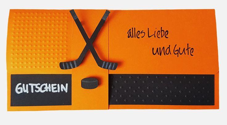 gutschein f r ein eishockey spiel selbstgemachtes. Black Bedroom Furniture Sets. Home Design Ideas