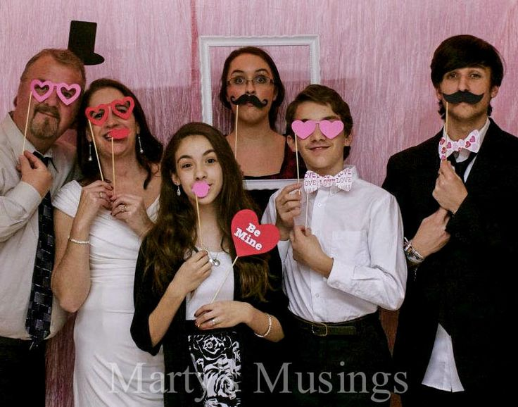 photo booth ideas for anniversary party