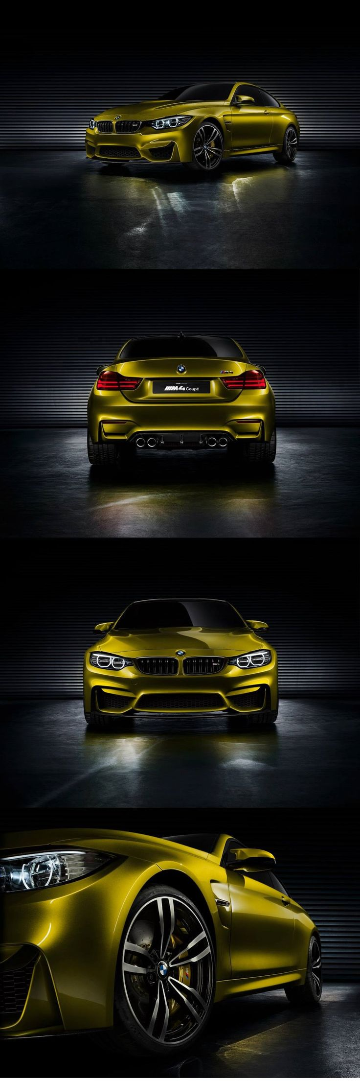 BMW ///M4 - good bye  ///M3 hello ///M4