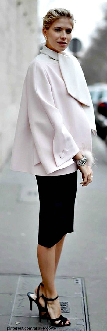 PFWeek: Haute Couture Spring/Summer 14 ~ Street style