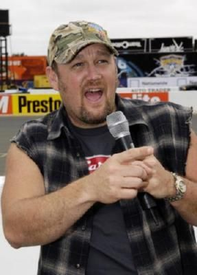 Larry The Cable Guy Photo Mug Gourmet coffee Gift Basket