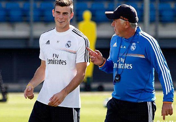 Carlo Ancelotti Kritik Gareth Bale