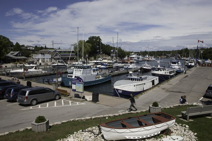 Little Tub Harbour Tobermory