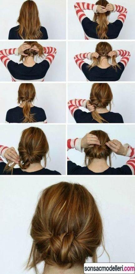 Hair Long Styles Braids Messy Buns 51+ New Ideas #hair #braids, #Braids #Buns #Hair #HairBra