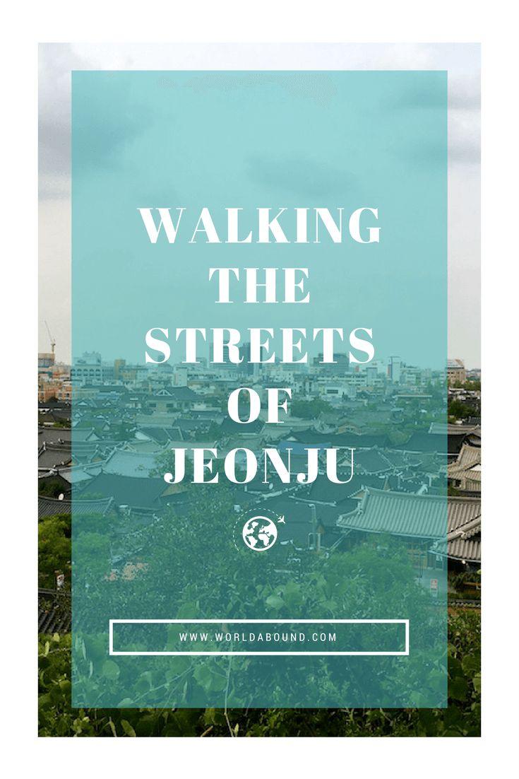 Jeonju | Hanok Village | South Korea
