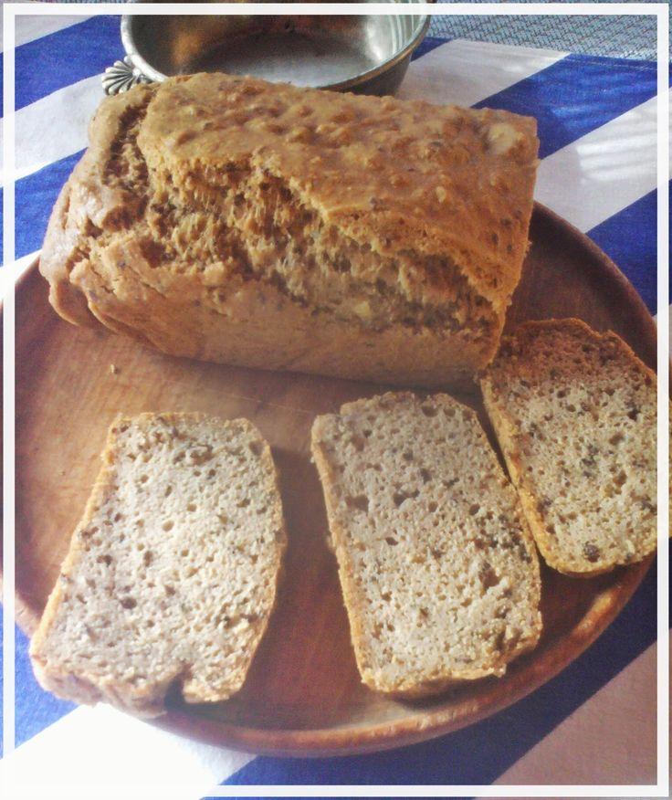 Éva paleo konyhája: Fehér kenyér (paleo)