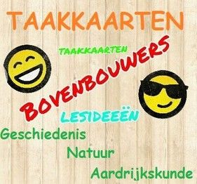 Taakkaarten - Bovenbouwers.nl