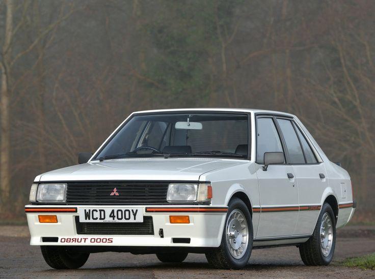 Mitsubishi Lancer 2000 Turbo 1981