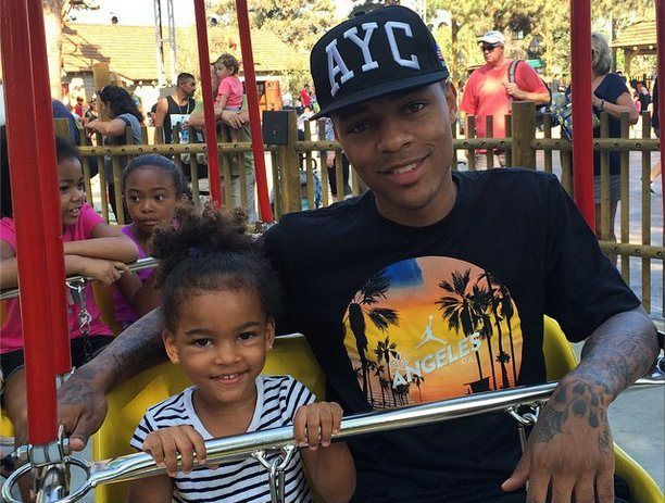 Bow Wow and his beautiful daughter, Shai. http://newbornarrival.org/