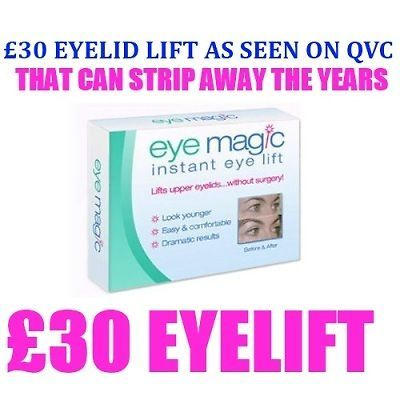 Eye Magic, eye lifting, instant eye lift  eyes lift, drooping eyelid, magic