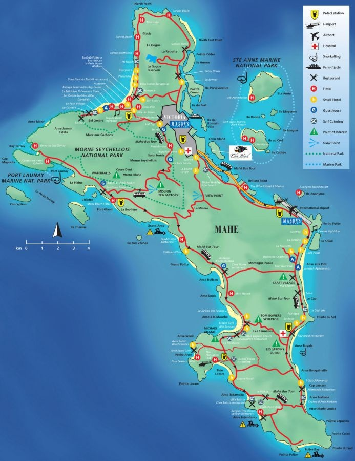 Best Indian Ocean Islands Seychelles Images On Pinterest - Seychelles victoria map indian ocean