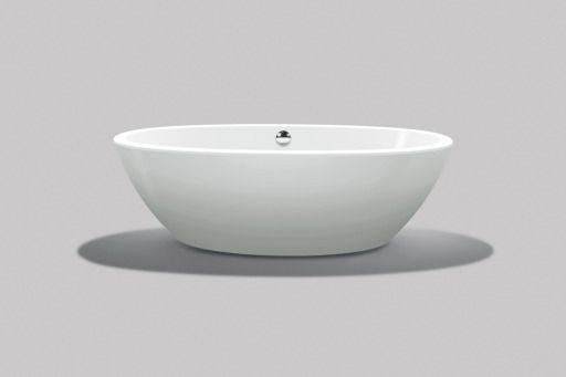 Strømberg Forma Fritstående Badekar 190x94 cm