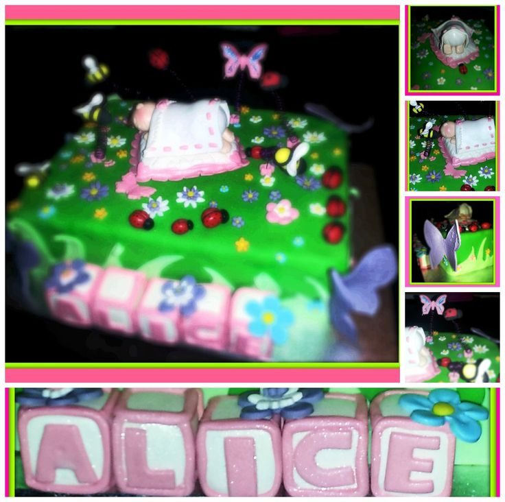 per la dolce Alice #cakedesign