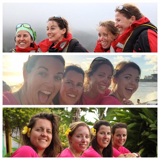 Pacific Ocean rowers: Coxless Crew complete journey