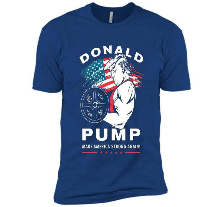 Donald Pump T-shirt t-shirt