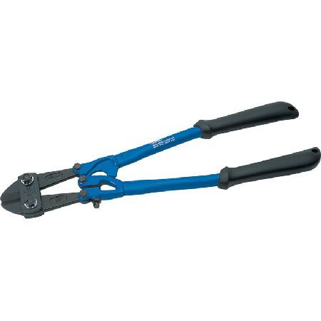 Draper 17` Heavy Duty Centre Cut Bolt Cutter Expert Quality, suitable for cutting high tensile material up to 40 HRC. Jaws hardened to HRC 58-60 to give long life. Centre cut jaw pattern. Grips on handles. Spare jaws are available separately.... http://www.MightGet.com/february-2017-2/draper-17-heavy-duty-centre-cut-bolt-cutter.asp